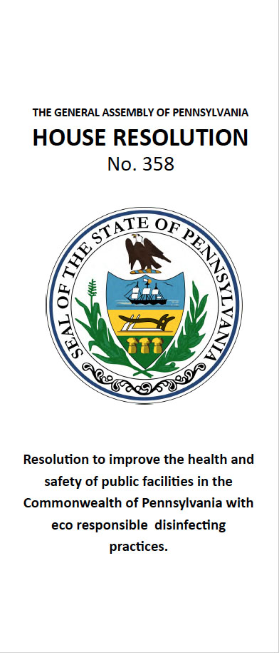House Resolution 358 - Health and Safety