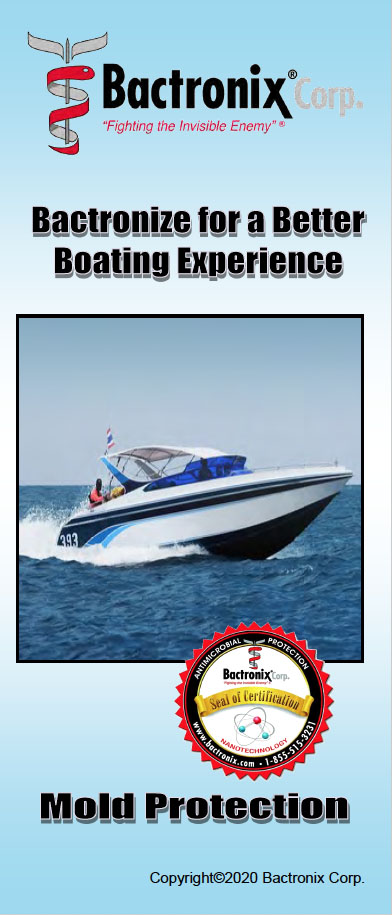 Mold Protection for your Boat or Yacht