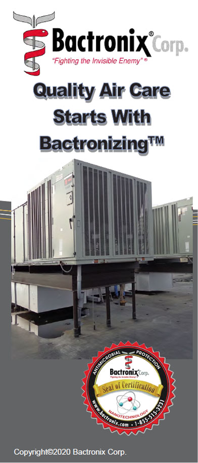 Disinfecting and Sanitizing - Heating and Air Conditioning - HVAC