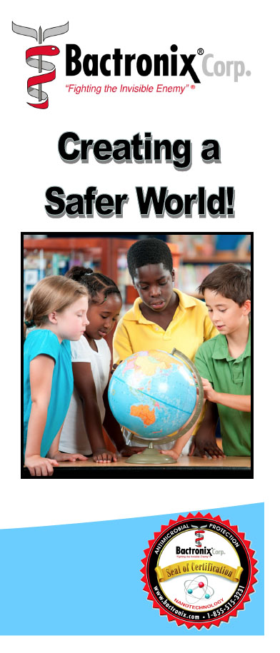 Our Children's Safety from Viruses and Mold - Sanitizing and Disinfecting