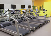 Sanitation in fitness centers and gyms